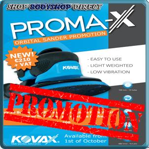 Kovax Promotion