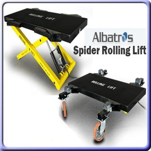 Albatros Spider Rolling Lift
